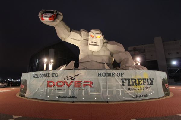 [Image: Dover International Speedway]
